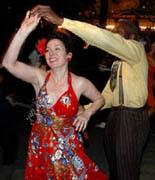 guinguette and dancing... Paris Plage