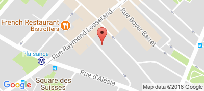Fred Hotel, 11 Avenue Villemain, 75014 PARIS