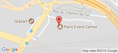 Paris Event Center, 20 Avenue de la Porte de la Villette, 75019 PARIS
