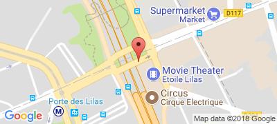 Etoile Les Lilas Cinema In Paris Porte Des Lilas