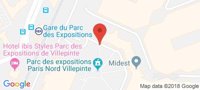 paris nord villepinte exhibition park trade fair event. Black Bedroom Furniture Sets. Home Design Ideas