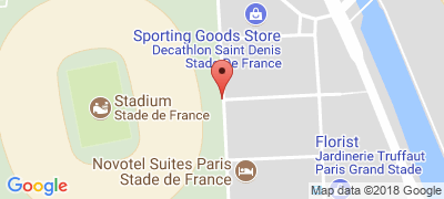 avenue Jules Rimet, 93200 SAINT-DENIS