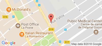 Appart city apart hotel mairie de clichy paris - Office de tourisme de clichy ...
